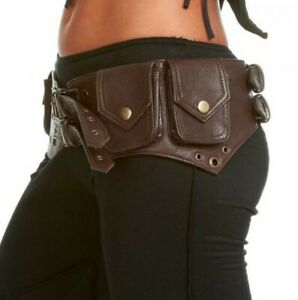 festival belts, game of thrones, pocket, utility, steampunk Gekko Money Belt