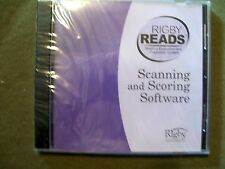 RIGBY READS SCANNING AND SCORING SOFTWARE 2006 SEALED