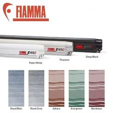 Fiamma F45S Wind Out Canopy Awning 2019 Models - All Colours & Sizes Available
