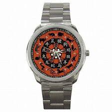 Chinese Lunar Calendar Year of Zodiac Animals Stainless Steel Watch