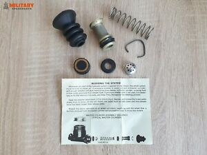 MASTER BRAKE CYLINDER REPAIR KIT WILLYS M38 M38A1 NEW OLD STOCK