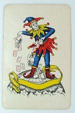 1 x Joker playing card Kensitas Club Cigarettes single swap ZA31b