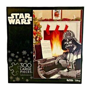 Buffalo Games Star Wars Very Darth Vader Christmas 300 pc Jigsaw Puzzle