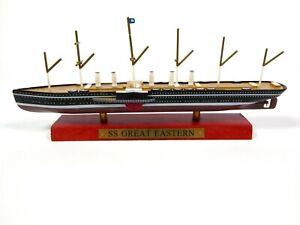 Le paquebot SS GREAT EASTERN 1:1250 Transatlantique Atlas bateau navire 0814