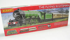 R1167 HORNBY Flying Scotsman modèle électrique LOT TRAIN JAUGE D'Oo Best