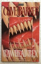 RAWHEAD REX & Twilight At the Towers CLIVE BARKER - ECLIPSE GRAPHIC NOVEL 1994