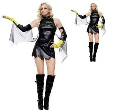 Phantom Bat Girl Vampire Hero S/M Size 8-10  Halloween Costume