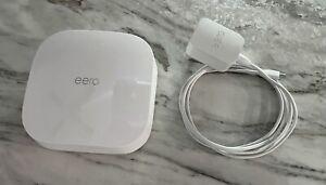 eero Pro 6 1Gbps Tri-Band Mesh Router - White