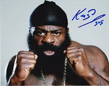 Kimbo Slice Autographed 8x10 Photo (Reproduction) 1