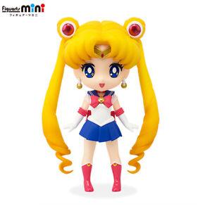 Sailor Moon Figuarts Figur Usagi Tsukino Kawaii Anime Manga Japan BANDAI NEU