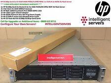 HP DL380p Gen8 2x E5-2650 64GB P420i/512MB FBWC 1x 331FLR 2x 460W 2U Rack Server
