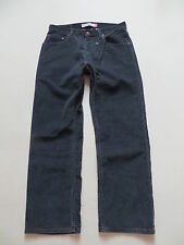 Levi's 559 Relaxed Cord Jeans Hose W 33 /L 30, schwarz, Cordhose Weit & Bequem !
