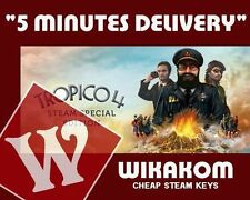 Tropico 4: Steam Special Edition Key 5 min Delivery