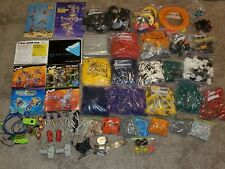 Knex Lot, 45 lbs - 7400+ Pieces - Multiple Sets with Instructions