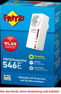 AVM Fritz! Powerline 546e (20002573) von Händler ⭐⭐⭐⭐⭐