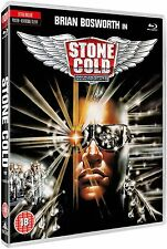 Stone Cold   **Brand New Blu Ray**      Brian Bosworth