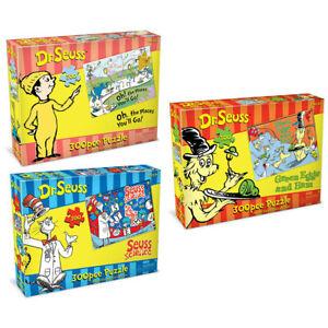 300pc Dr.Seuss 60.5 x 45.5cm Children/Kids Jigsaw Puzzle Educational Game 6y+