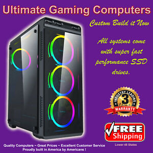 I9 9900K 3.6GHZ 64GB DDR4 1TB SSD 2TB HDD RTX 2070 8GB Win 10 Gaming (48)