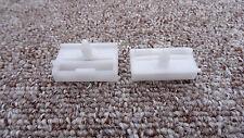 Clips de Ajuste Ford Lado Umbral Falda Interior/exterior Sujetadores 10PCS