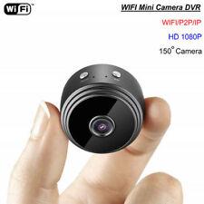 Mini-Kamera MOVINTO Wireless WiFi Mini WLAN Überwachung Kamera (HD 1920 x 1080)