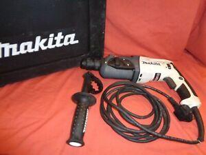 2020 Makita HR2470 240v SDS+ 3 Mode Rotary Hammer Drill + Case
