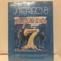 SEALED Con Funk Shun 7 ~ 8 Track Cartridge Tape