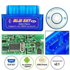 ELM 327 Car Bluetooth OBD2 Scanner Code Reader Automotive Diagnostic Tool OBDII