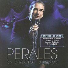 Jose Luis Perales En Directo 35 Anos CD New Nuevo Sealed