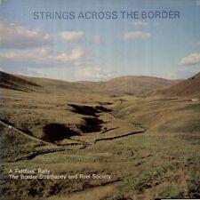 Border Strathspey & Reel Society, strings Across the Border, Scottish LP