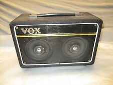 80's VOX ESCORT  AMP - made in ENGLAND