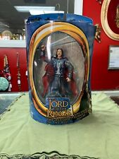 Toy Biz Lord of the Rings Super Poseable Pelennor Fields Aragorn