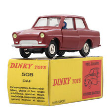 Diecast DINKY TOYS 508 Atlas 1:43 Red DAF Collection Car Model Toy Gift