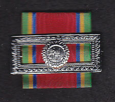 THAILAND ORDER OF THE WHITE ELEPHANT - THIRD CLASS COMMANDER MEDAL Ribbon Badge