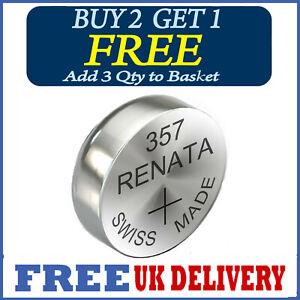 Renata Watch Battery Swiss Made-377 371 364 379 394 395 370 321 399 CR 2032 2025