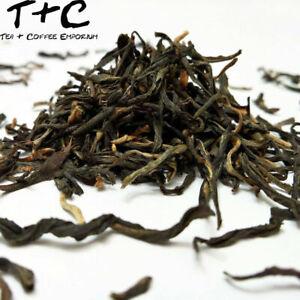 Golden Monkey Tea - Jin Hou - Premium Fujan Province Black Tea (25g - 1kg)