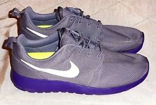 Nike Roshe Run - South Korea Exclusive Rare 'Charcoal / Purple'(9US) New Max air