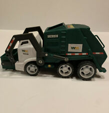 Matchbox 2005 Waste Management Garbage Trash Truck Sound Works!