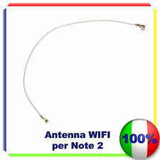 FLAT Flex Cavo Filo Antenna GALAXY NOTE 2 II N7100 Per Samsung