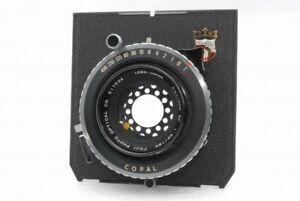 Exc+++ Fuji Fujinon SF 180mm F 5.6 F/5.6 Copal No,1 Shutter *517594