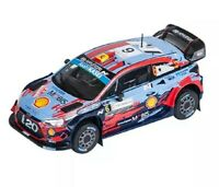 1/24 HYUNDAI i20 WRC COUPE 2019 RALLYE COCHE METAL ESCALA IXO RALLY CAR DIECAST
