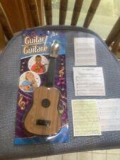 18� Doll Size Guitar. Darker Color. Fits All 18� Dolls