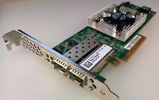 Dell P11VC QLE8262-CU-DEL 10Gb SFP+ iSCSI CONVERGED DUAL PORT PCI-E HBA