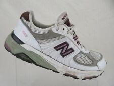 1c5a4c73a779a NEW BALANCE 1123 White Sz 10 B Women Rollbar Walking Shoes