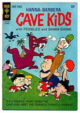 Hanna-Barbera Cave Kids #10 (Gold Key) NM9.4