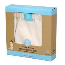 Charlie Banana Organic Extraordinary Training Pants Diaper Small White,sealedBox