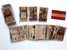 Spanish deck of cards Cadiz constitution 1812. Reproduction  playing cards.
