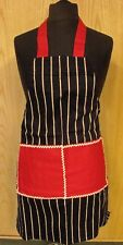 Butchers Apron 100% Cotton Catering Cooking Chefs Kitchen High Quality One Size