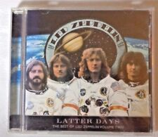 Led Zeppelin Latter Days Best of Led Zeppelin Volume Two CD 2002