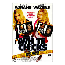 White Chicks Uncut Version  DVD  Brand New Aus Region 4