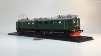 New 1:87 HO Scale Urban Rail Trolley Train Head EI 12.2115+12.2116 Display Model